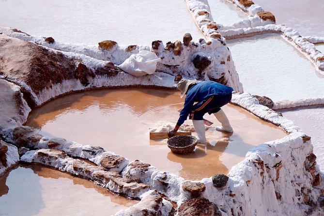 Full-Day Tour of Moray Salinas de Maras and The Sacred Valley from Cusco, Cusco, PERU
