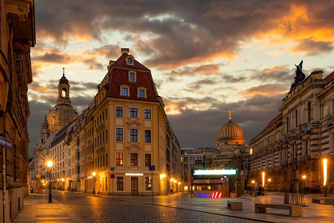 Dresden City Tour with Hotel pick up and Drop off, Dresden, ALEMANIA