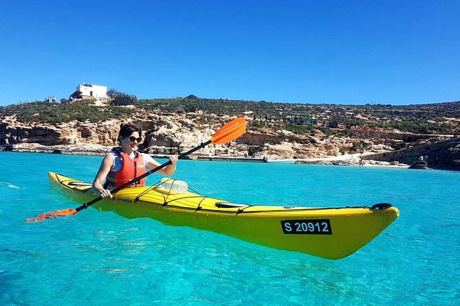 The morning tour is one of our favourites! We decide on the route the day before the tour based on the weather, but there are lots of great options! Kayaking off early for Comino Island means you can enjoy the Blue Lagoon when it's still relatively quiet. Or get a head start on the crowds and kayak the awesome caves around Santa Marija Bay. With the Rise & Shine Tour, you'll have the rest of the afternoon for lunch and land-based sightseeing. Wherever the wind may take us, you are sure to enjoy an amazing adventure on the crystal blue waters of the Mediterranean Sea. Where will your adventure take you?