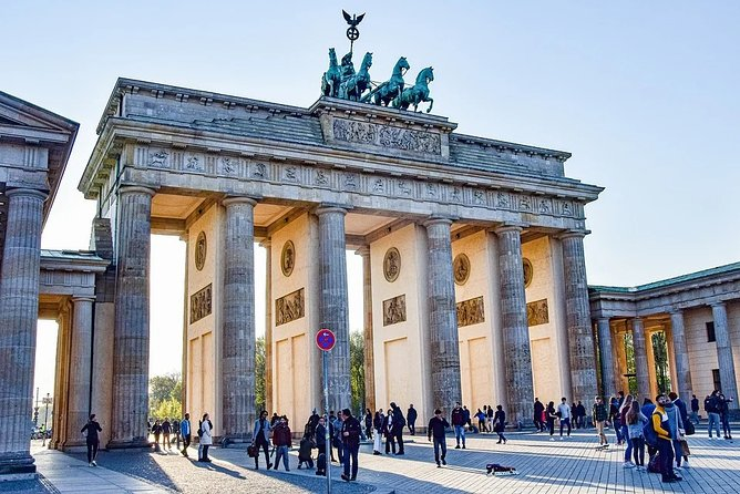 Berlin City Tour with Hotel pick up and Drop off, Berlin, GERMANY