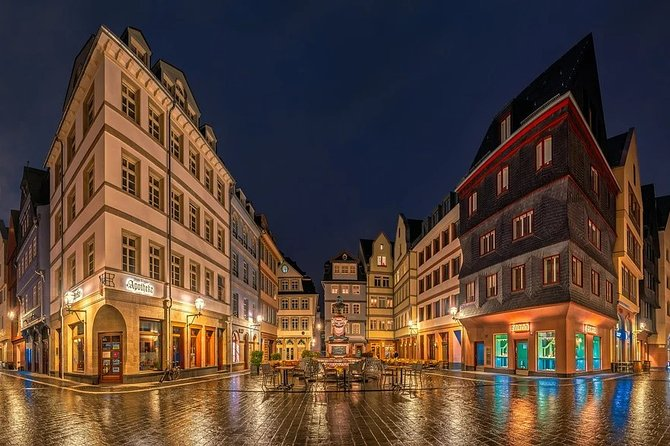 Private City Sightseeing Tour in Frankfurt for Incentive Groups up to 35 person, Frankfurt, ALEMANIA
