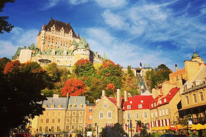 Virtual Tour in Old Quebec with a Local Guide, Quebec, CANADA