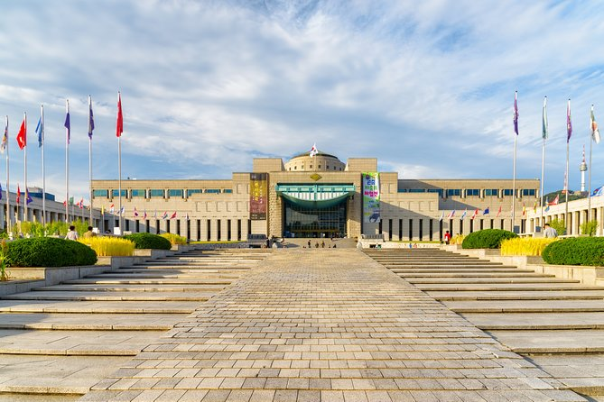 Departing Incheon Airport Tour- DMZ Paju Tour, Incheon, COREA DEL SUR