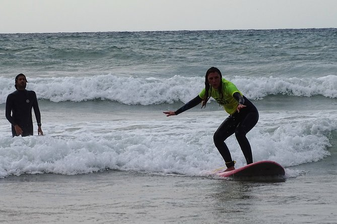 2 peoples Personal Surf Lesson in Biarritz, Biarritz, FRANCIA