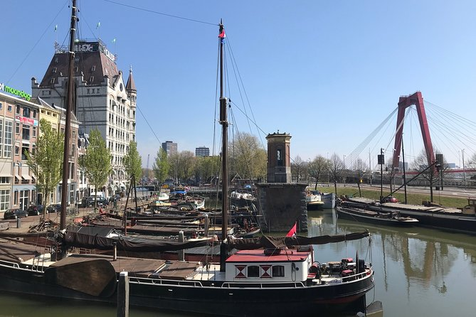 Rotterdam: Markthal Tour, Meet & Taste and Rooftop Oldest Skyscraper, Rotterdam, HOLANDA