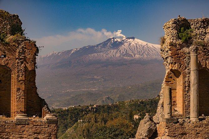 MAIS FOTOS, ETNA and Taormina departing from Cefalù, Private Tour
