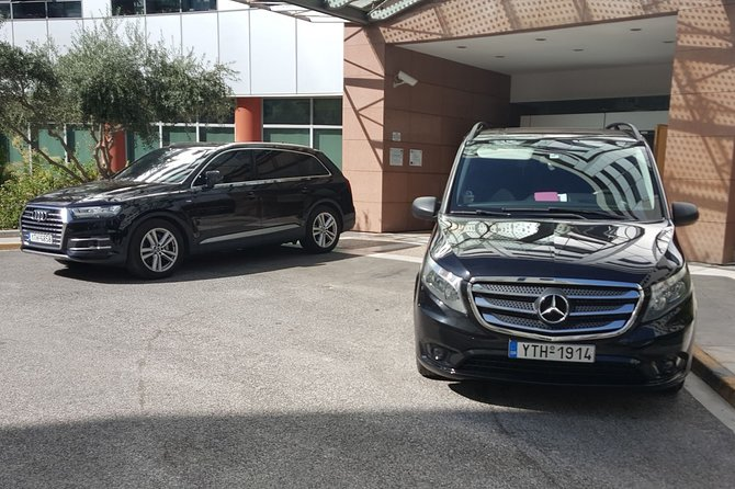 From Volos to Athens Airport / Athens / Piraeus Private Transfer, Volos, GRECIA