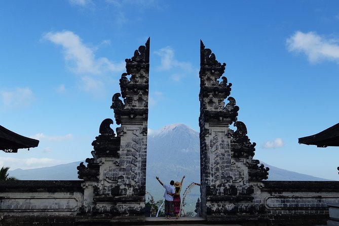 Bali is one of tourist destination with the many variance beautiful place for the picture shoot. Gate of Heaven, Water Palace and Waterfall Instagram Tour will give you the most iconic place with the best nature view for picture taking. Start driving to Lempuyang Temple which well known as gate of heaven temple, the best pictures will be taking on the famous gate. Continue with water palace visit. This Tirta Gangga water palace is a maze of pools and fountains surrounded by a lush garden and stone carvings and statues, will make your photo gallery will add with the scenic place. Thrill seek to look for one of the best waterfall in Bali will be bring you unforgettable memories. Next stop will be learn from local how to make coffee and tea locally at coffee plantation before heading to Rice Terraces as one of UNESCO site heritage in Bali