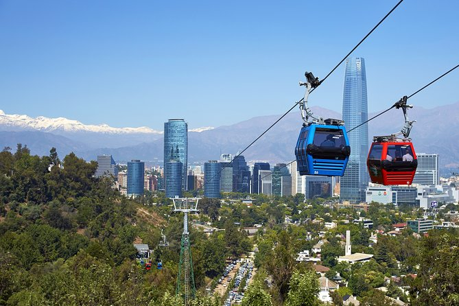 7-day food & wine tour of Mendoza & Santiago de Chile, Mendoza, ARGENTINA