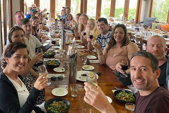 Hunter Valley Wine Tour ex Pokolbin with Lunch, Cheese, Chocolate and Distillery, ,