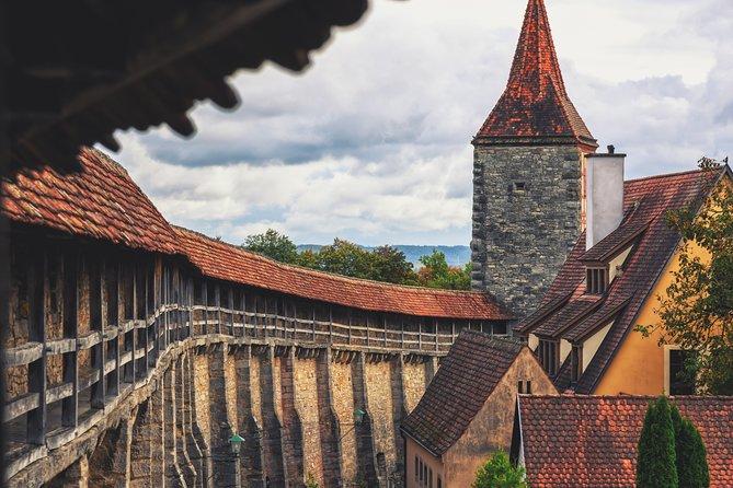 Romantic Road: Rothenburg ob der Tauber and More Private Tour, Munique, Alemanha