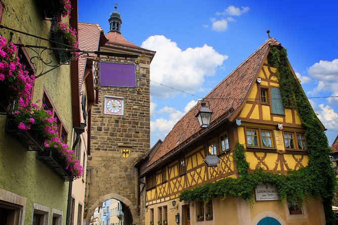 Romantic Road: Rothenburg ob der Tauber and More Private Tour, Munique, Alemanha