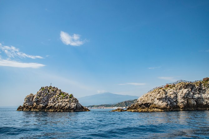 Visit the bays of Taormina by boat and learn the basics of sailing during this private 8-hour excursion including lunch. Relax, swim, and enjoy a fresh fish lunch on board admiring the natural reserve of Isola Bella.