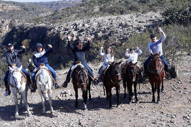 Private Half Day Trail Riding in San Miguel de Allende, San Miguel de Allende, MEXICO