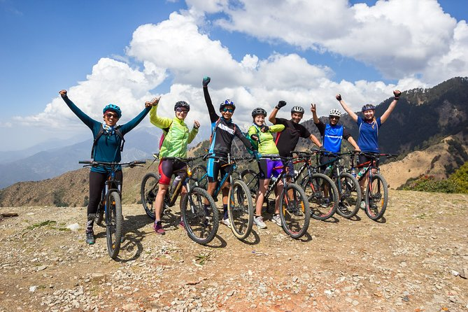 We are passionate mountain bikers and locals from Shimla. According to your individual needs and wishes, we will take you for a fun whole day ride around Shimla. On the round trip we will be mostly on jeep tracks and forest roads, but we can include as many trails as you like.