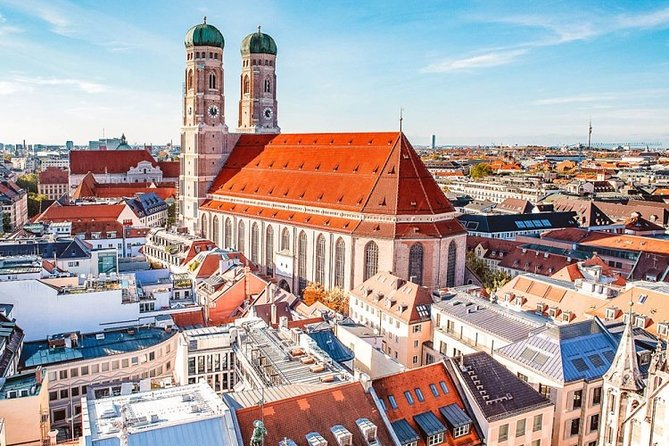 Munich Private Transfers : Cruise Port Passau to Munich City in Luxury Van, Passau, Alemanha