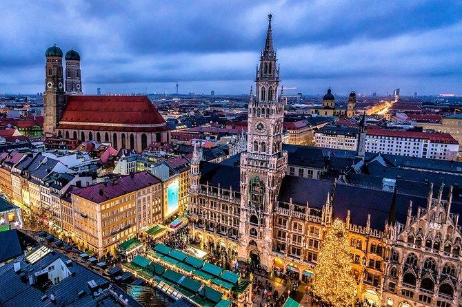 Munich Airport Transfers : Munich Airport MUC to Munich City in Luxury Van, Munique, Alemanha