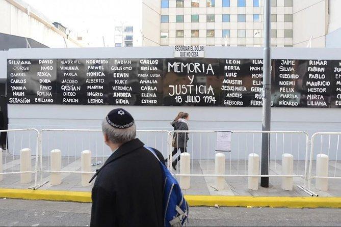 Recorrido privado por la zona judía de Buenos Aires, Buenos Aires, ARGENTINA