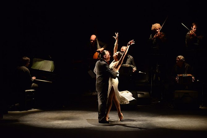 Piazzolla Tango Dinner and Tango Show with Optional Private City Tour, Buenos Aires, ARGENTINA