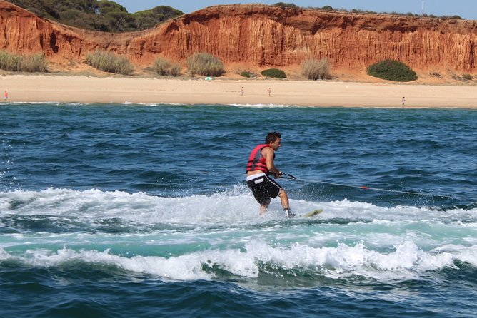 Wakeboard or Waterski from Vilamoura, Albufeira, PORTUGAL