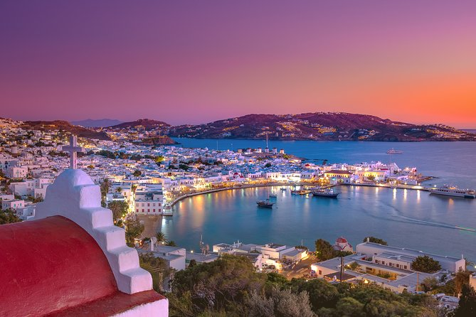 MÁS FOTOS, Half-Day Private Guided Tour in Mykonos