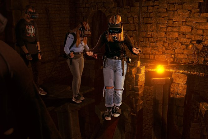 Fusion Arena is currently the only 10 player full body Virtual Reality experience, free roaming with 4D effects worldwide and a co-creator of its entertainment segment.