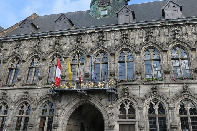 Romantic tour in Mons, Gante, BELGICA