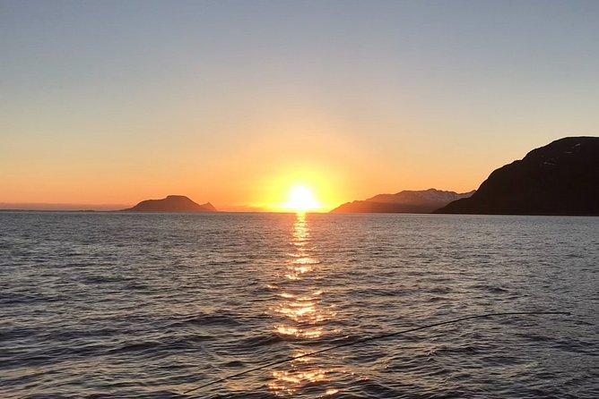 Crucero para ver la medianoche polar desde Tromso, Tromso, NORUEGA