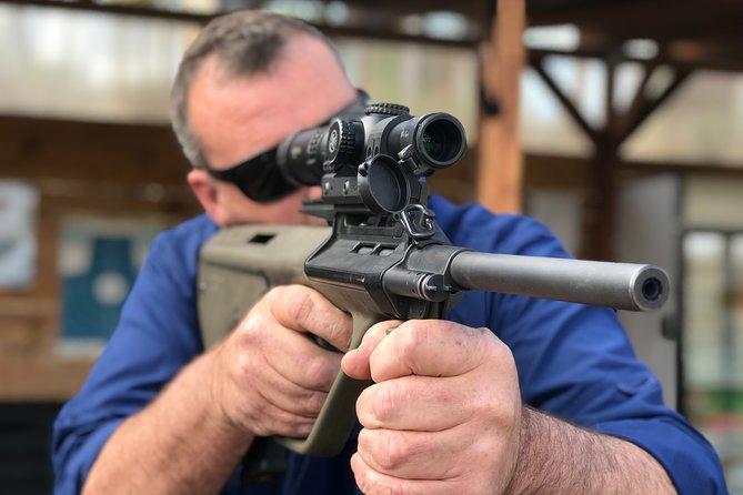 MÁS FOTOS, Kiev Gun Shooting Range Experience