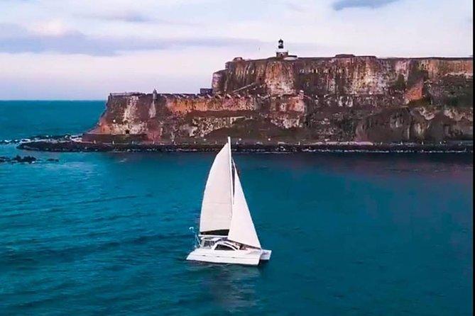 San Juan Catamaran Sunset Sail, ,