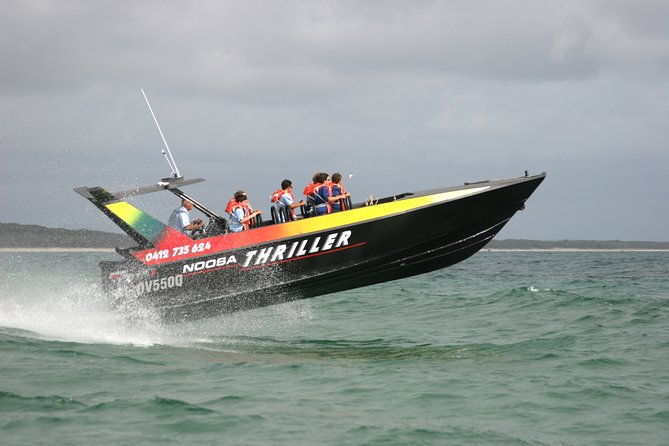 Noosa Thriller - 500hp Ocean Thrill-boat Ride, Noosa y Sunshine Coast, AUSTRALIA
