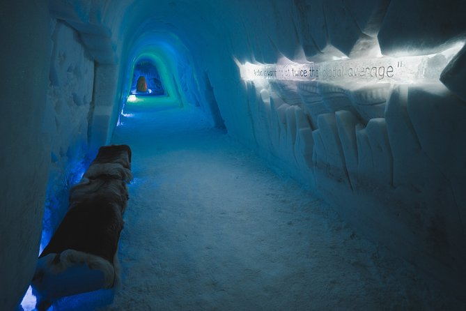 Wilderness skills on Snowshoe & Ice Domes Guided Tour, Tromso, NORUEGA