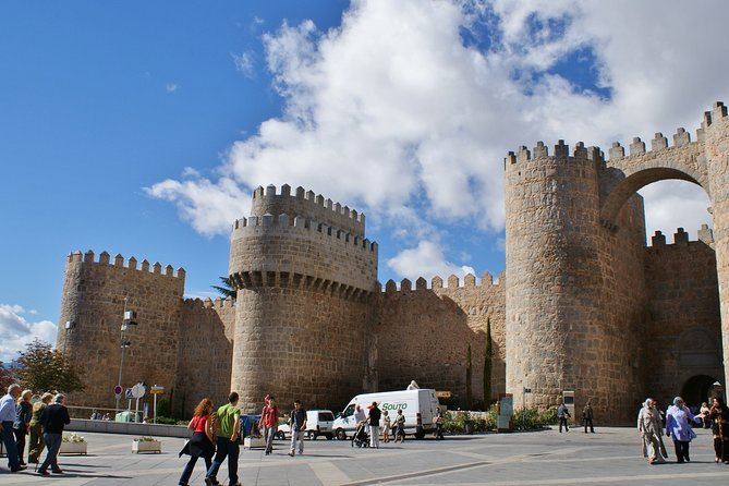 MÁS FOTOS, Private day tour to Avila and Salamanca from Madrid with Hotel pick up