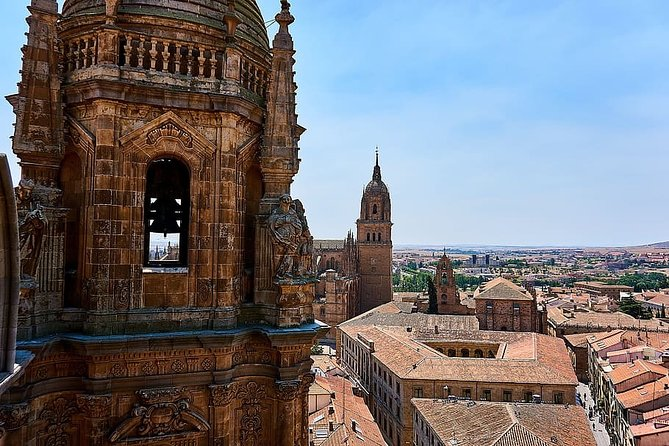 Private day tour to Avila and Salamanca from Madrid with Hotel pick up, Segovia, Espanha