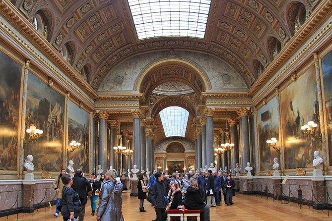 Palace of Versailles Entrance Ticket, Versalles, FRANCIA