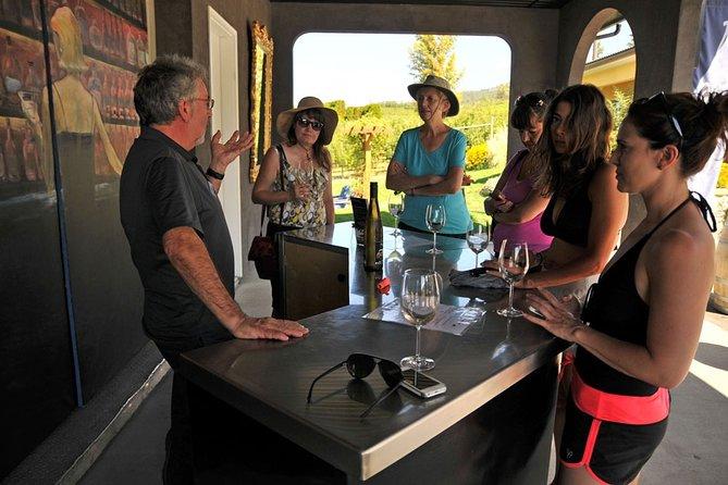 Okanagan Wine Country Bike and Wine Tour, Kelowna y Okanagan Valley, CANADA