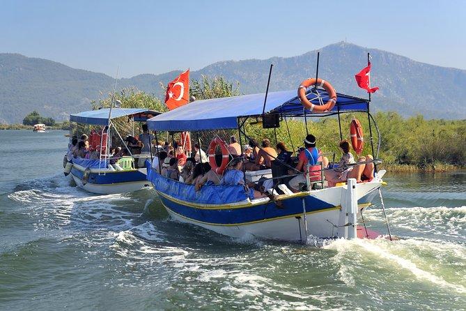 Dalyan Mud Baths and Turtle Beach Day Tour From Fethiye, Fethiye, TURQUIA