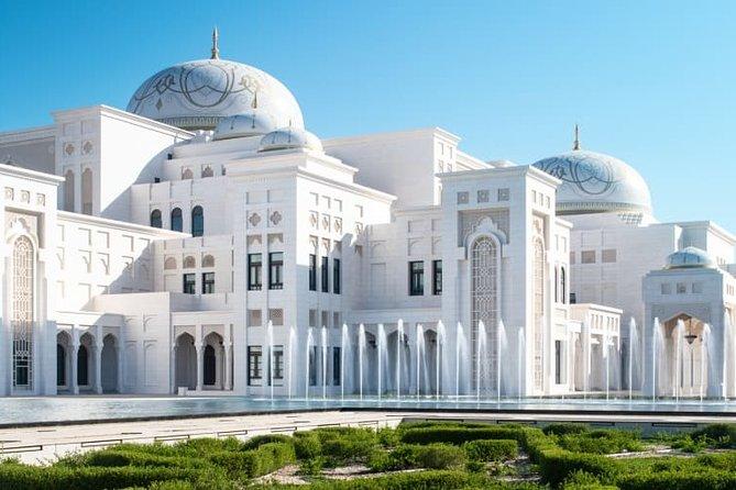MÁS FOTOS, Lo mejor de Abu Dhabi con Museo del Louvre & Qasar Al Watan