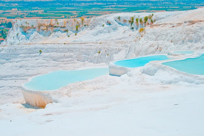 Pamukkale Day Tour from Marmaris, Marmaris, TURQUIA