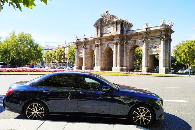 Madrid Barajas Airport Private Transfer To Madrid City, Madrid, ESPAÑA
