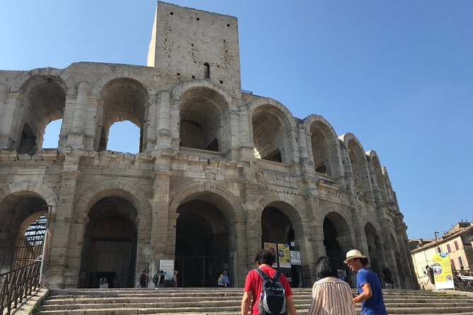 Family Tour in the Footsteps of Van Gogh (Self-drive, plan 1 full day), Arles, França