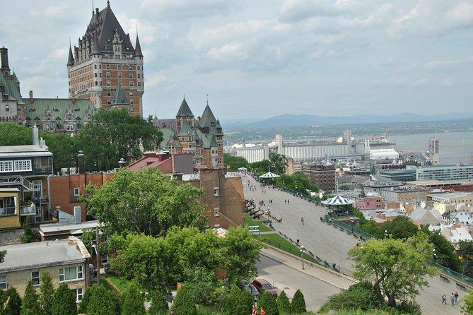 Private Tour of Quebec City, Quebec, CANADA