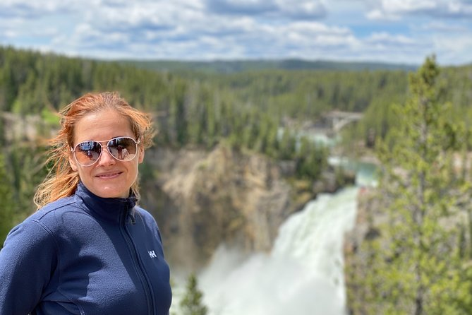 Globe Trekkers is all about giving you The VIP and attention you deserve! These are private tours (your party only), hotel pick up and drop off included, you call the stops, we take your photos for you, And we offer complimentary snacks and drinks. <br><br>Private guided Day Tour of Yellowstone National Park in a Jeep. All the Grand highlights of the park. The guide serves as Driver, Tour Guide, and personal photographer. The largest group size is 4, with a minimum of 1.
