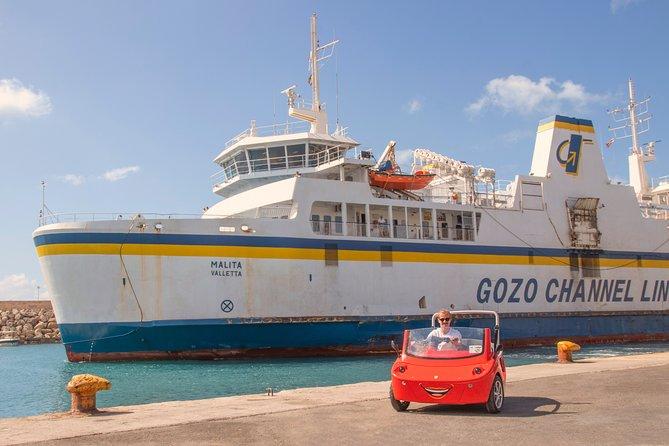 Full-Day Gozo GoCar Tour, ,