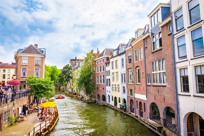MAIS FOTOS, O melhor de Utrecht a pé