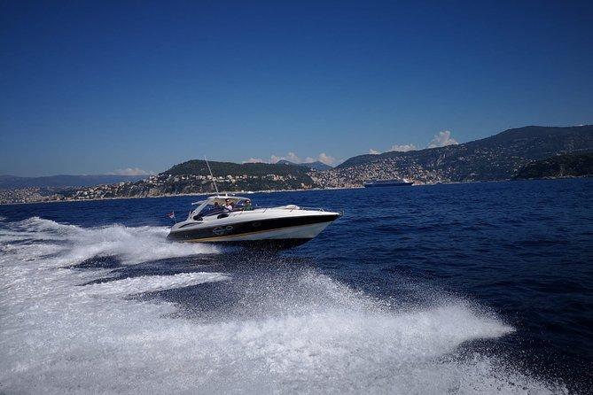 Crucero en yate privado de lujo desde Cannes con capitán personal, Cannes, FRANCIA