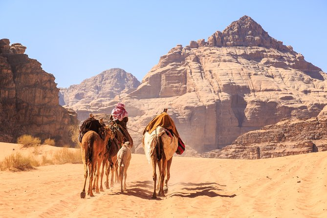 2-Night Private Wonder Tour of Petra and Wadi Rum Overnight from Amman, Aman, Jordânia