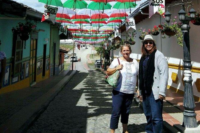 Excursión privada de día completo a Guatapé, Medellin, COLOMBIA
