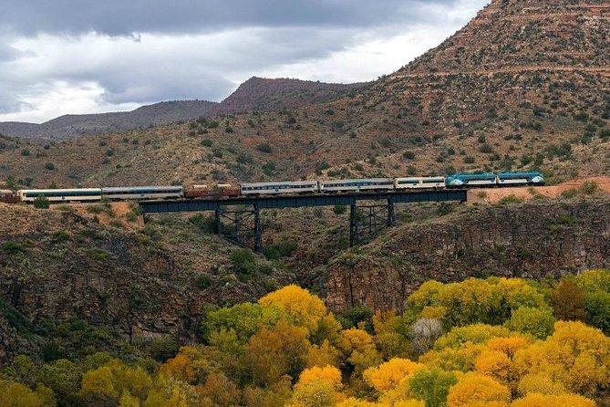 Verde Canyon Railroad Adventure, Sedona y Flagstaff, AZ, ESTADOS UNIDOS