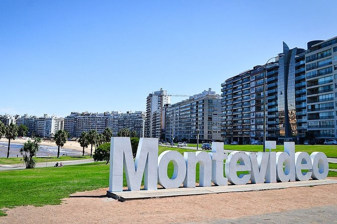 Discover Montevideo, the capital city of Uruguay, on this 3-hour city tour! Travel by bus and on foot as you explore Independence Plaza and Parliament Palace. Venture into the residential neighborhoods of Carrasco, Punta Gorda and Pocitos, where along Las Ramblas, you'll see vast beaches and beautiful promenade areas. Your expert guide will teach you about the history of the city's barrios, as well as the unique architecture of the beautiful buildings.<br>Tour not available for people arriving by cruise ship.